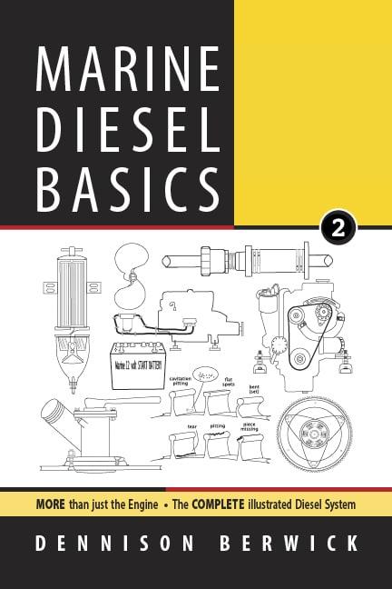 Marine Diesel Basics 2 Boat Buyer's Guide how Things Work cover
